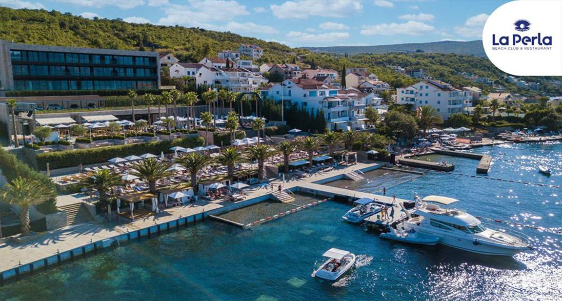 La Perla Hotel Amp Villas Travel Montenegro